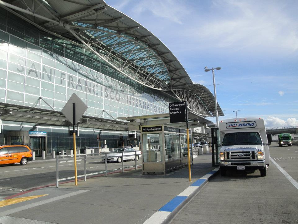 Anza Parking San Francisco International Airport